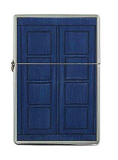 Dr Who  Tardis  Blue Door on a Flip Top Ligher and Metal Gift Box * This is an Amazon Affiliate link. Be sure to check out this awesome product.