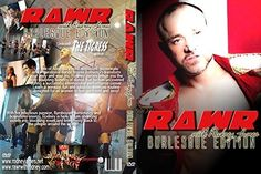 RAWR With Rodney (Burlesque Edition) From Creator of the Burlesque Beat DVD. A contagious, sexy, hot and sensual dance inspired workout from Rodney James Rodney James http://www.amazon.ca/dp/B014V3F2ZY/ref=cm_sw_r_pi_dp_cSwHwb08S96WA