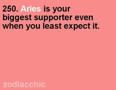 The part of me that's Aries... Yes. #Aries #zodiac