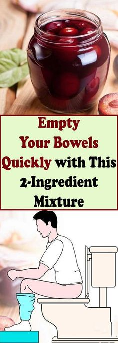 When our bowels aren't empty, we start experiencing various health problems. Some of them are bloating, stomach pain as well as great discomfort. The eating habits you have a great impact on the movement of your bowels, the digestion itself etc. Natural Cure For Arthritis, Natural Cures, Natural Healing, Health Remedies, Home Remedies, Arthritis Remedies, Arthritis Hands, Stomach Bloating Remedies, Flu Remedies