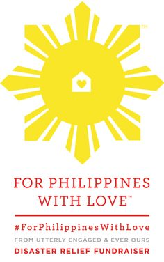 For Philippines With Love™ - click through to donate