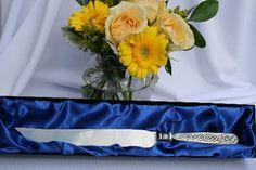 Celtic Cake Knife
