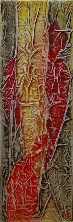 """Saatchi Art Artist Ysa Casse; Painting, """"Couleurs et Matières II"""" #art"""