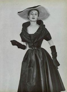 1953 - Christian Dior Ensemble