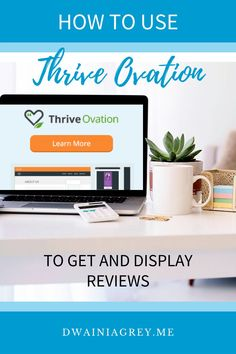 Display social proof - make it easy for your customers to leave reviews and testimonials with the Thrive Ovation WordPress plugin. #thrivethemes #thrivesuite #thriveovation #getreviews #getmoretestimonials #thriveovation Affiliate Marketing, Online Marketing, Social Media Marketing, Money Making Websites, Social Proof, How Do You Find, Own Website, Help Teaching, Blogger Tips