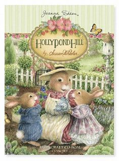 Welcome to Holly Pond Hill…