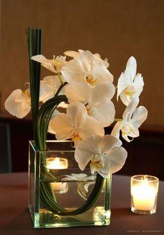 Cocktails floral arrangement