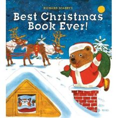 Richard Scarry's Best Christmas Book Ever!: Amazon.ca: Richard Scarry: Books