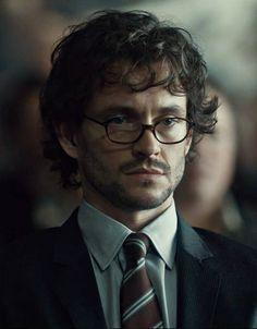 Hugh Dancy as Will Graham, Hannibal S2E3