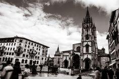 Catedral de Oviedo. Oviedo cathedral.