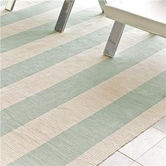 @Shades of Light Love this rug!!! Wide Stripe Flat Weave Rug: 5 Colors