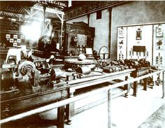 tesla's personal exhibit at the world fair in chicago, 1893