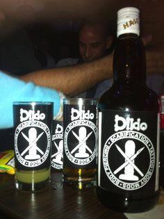 Dildo, Tattoo Studio, I Shop