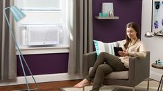 Aros by @Jen Quirk-Moss Smart window air conditioner $300.00