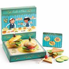 Altijd al zelf een saladbar willen uitbaten? Dan is dit kerstcadeautje perfect speelgoed voor jou!