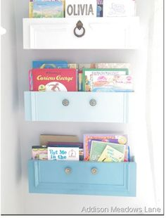 upcycled furniture how to upcycled dresser drawers into shelves, painted furniture, repurposing upcycling Furniture Projects, Furniture Makeover, Diy Furniture, Furniture Refinishing, Chair Makeover, Farmhouse Furniture, Plywood Furniture, Furniture Design, Vintage Furniture