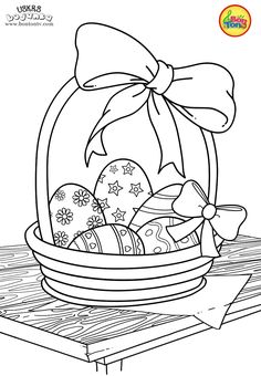 Easter coloring pages - Uskrs bojanke za djecu - Free printables, Easter bunny, eggs, chicks and more on BonTon TV - Coloring books Bunny Coloring Pages, Quote Coloring Pages, Coloring Sheets For Kids, Easter Colouring, Free Printable Coloring Pages, Colouring Pages, Coloring Books, Free Printables, Easter Projects