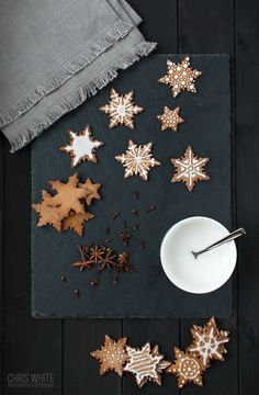 Gingerbread Biscuits by chriswhite87 on DeviantArt