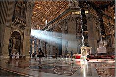 St. Peter's Basilica / Basílica de São Pedro - Cidade do Vaticano | Flickr - Photo Sharing!