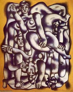 Untitled (1612) de Fernand Leger (1881-1955, France)