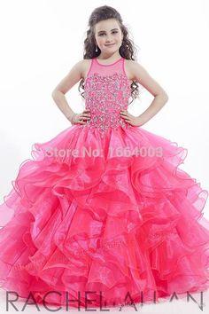 Cute-Girls-Pageant-Dresses-2015-Free-Shipping-Ruffles-Beaded-Kids-Party-Wear-Frocks-Floor-Length-Evening.jpg (600×900)