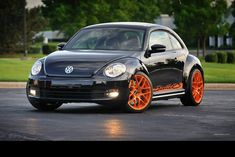 VW Beetle | VW beetle is new generation of Beetle car. This car has its debut on ...