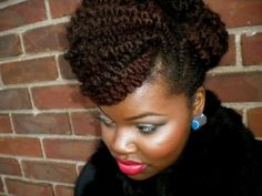 hairstyles for older african american women - Google Search
