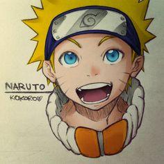 Naruto Fanart by kokojiappain.deviantart.com on @deviantART