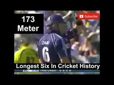 longest six in cricket history - Big Bash , Zard Ali Cricket Videos, T20 Cricket, Zard, History, Big, Music, Youtube, Musica, Historia