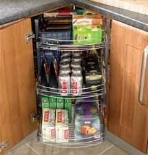 kitchen corner cabinet solutions google search - Corner Kitchen Cabinet Storage Ideas