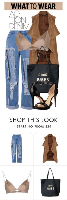 """""""OOTD"""" by gigi-lucid ❤ liked on Polyvore featuring Dorothy Perkins, T By Alexander Wang, Venus and MICHAEL Michael Kors"""
