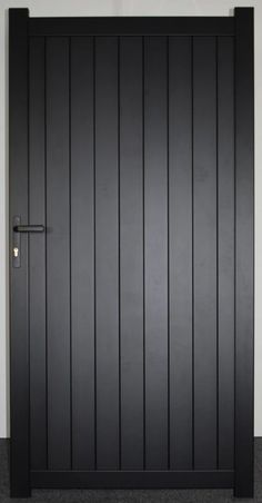 Aluminium pedestrian gate with solid infill – Vertical slats – Flat to — Online Security GatesSwitch the lock to a pin code lock Metal Garden Gates, Metal Gates, Wrought Iron Gates, Side Gates, Front Gates, Entrance Gates, Aluminum Driveway Gates, Aluminium Gates, Gates Driveway