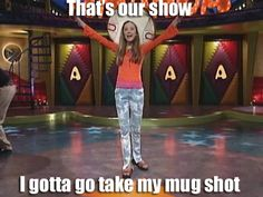 hmm must be a newer episode of The Amanda Show, lol