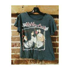 Very Rare Vintage Motley Crue 1990 Dr. Feelgood tour tee shirt