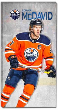Frameworth Connor Mcdavid Canvas - Oilers Spotlight L Houston Oilers, Edmonton Oilers, Connor Mcdavid, Montreal Canadiens, Ice Hockey, Motorcycle Jacket, Infinite Earths, Baseball Cards, Sports Teams