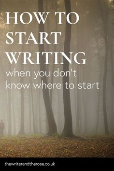 Stuck on how to start writing? Whether it's getting your bum in the chair, or kn. - Stuck on how to start writing? Whether it's getting your bum in the chair, or knowing what the hell to write about, you're not alone. Creative Writing Tips, Book Writing Tips, Writing Words, Fiction Writing, Writing Resources, Start Writing, Writing Help, Writing Prompts, Creative Writing Inspiration