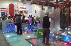 Canon con su División Business Imaging Solutions Group (BISG), estará presente en Expo CIHAC 2013, ofreciendo al público una amplia gama de productos encabezados por los equipos: imagePROGRAF 765, imagePROGRAF 605, imagePROGRAF 825 y el Multifuncional M40. El ... Read More