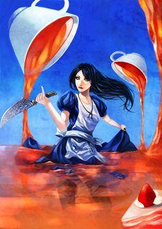 Alice by ~sumiguro on deviantART