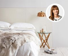 The bedhead is a key focal point in the bedroom and should be the foundation piece that allows for an ever-evolving creative bedroom style, as interior design expert Jacinta Preston explains.