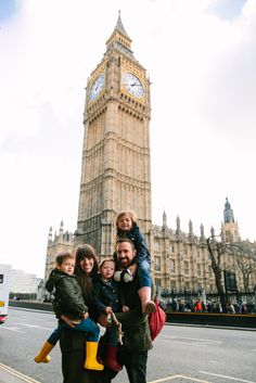london's notting hill, good eats, science museum, and friends!