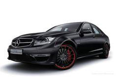 Mercedes C63 AMG Performance Studio Edition