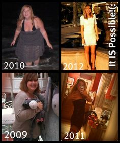 Before/After weightloss #motivation - She looks amazing now!