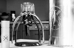 Classic ROK Espresso Maker #theperfectgift #espresso http://kaffawildkaffee.blogspot.com/2015/12/rok-die-espresso-maschine-fur-echte.html