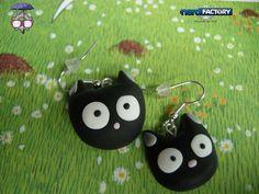 Jiji earrings, hand-made!! http://www.thenfactory.com/prodotto/jiji-orecchini/