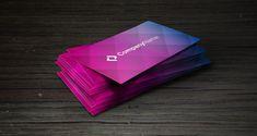 企業のビジネスカード1集01