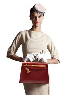 An Hermès Vintage Kelly bag