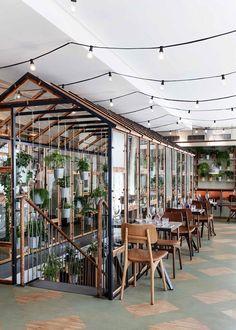 Jag bor ju nära Köpenhamn som ni vet, och restaurang Väkst är ett ställe som jag känner att jag bara måste åka till nästa gång jag är över där. Titta så härligt det ser ut!...