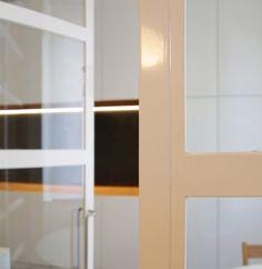 appartamento residenziale a Milano Milano, Divider, Mirror, Room, Furniture, Home Decor, Bedroom, Rooms, Interior Design