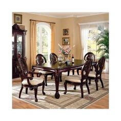 Bundle-82 Wildon Home   Fenland  Dining Table (7 Pieces)