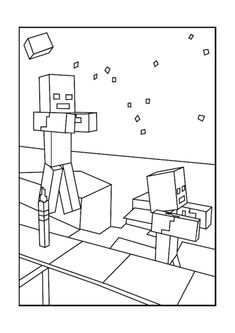 Herobrine Coloring Pages Minecraft Herobrine Coloring Page For Mine Craft Coloring Page Get. Herobrine Coloring Pages Minecraft Herobrine Coloring Pag. Space Coloring Pages, Skull Coloring Pages, Spring Coloring Pages, Love Coloring Pages, Halloween Coloring Pages, Disney Coloring Pages, Animal Coloring Pages, Free Printable Coloring Pages, Coloring Pages For Kids